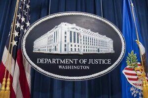 Apple, Google, Facebook and Amazon among tech firms being probed by the DOJ