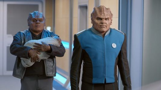The Orville Showed Everyone Exactly What Kind of Show it Is