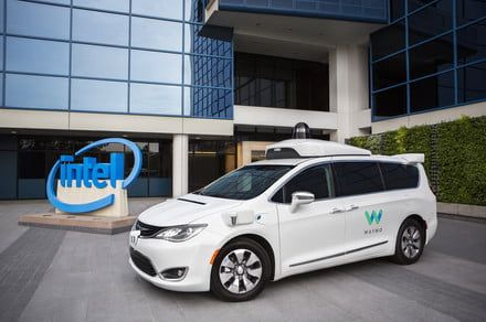 Intel and Waymo forge the latest of many self-driving car partnerships