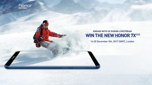 Honor 7X to be announced on Dec 5th with big specs, small price tag