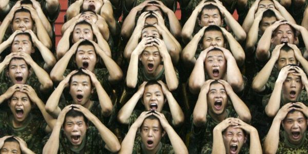 China's top security agency is accused of directing a wave of cyberattacks against Australia