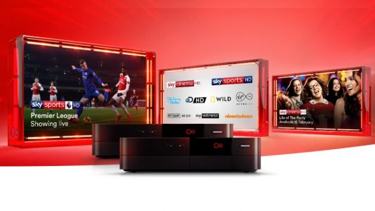 Save £120 on Virgin's biggest, best broadband and TV deal