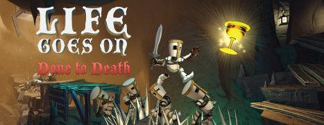 Daily Deal - Life Goes On: Done to Death, 80% Off