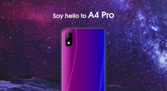 Top Notched Elephone A4 Pro with Side-Placed Fingerprint Scanner Coming Soon