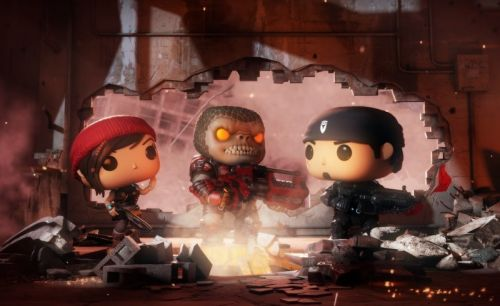 Gears Pop! gets first gameplay footage featuring multiplayer matches