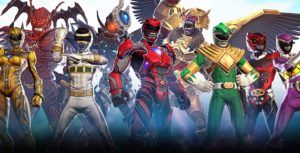 Power Rangers team up with Street Fighter in mobile game crossover