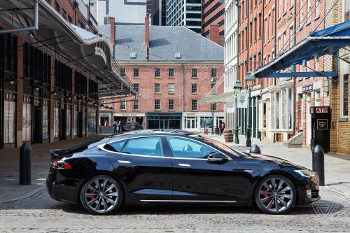 Tesla is getting rid of the cheapest Model S