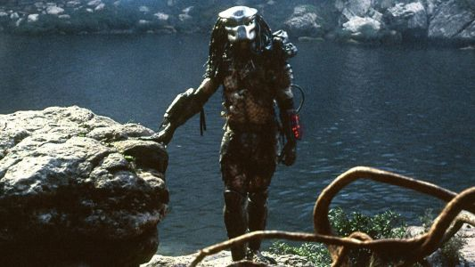 Behind-The-Scenes PREDATOR Video Shows the Creation of the Original Alien Hunter