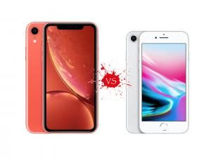 IPhone XR vs iPhone 8 - How Do They Compare?