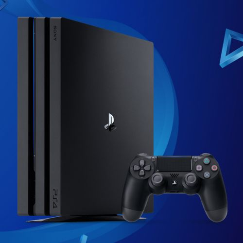 Save on enhanced gaming with $40 off the PlayStation 4 Pro 1TB Console