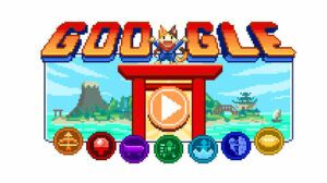 Google's Olympic-inspired Doodle is a full-fledged sports video game