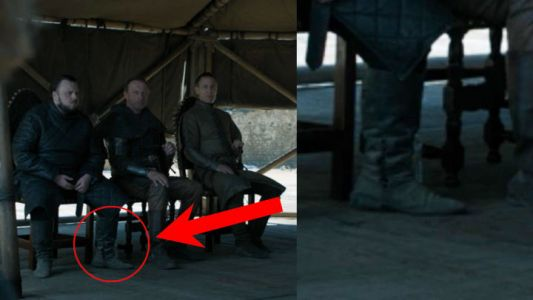 Game of Thrones Fans Spot Water Bottle in Series Finale