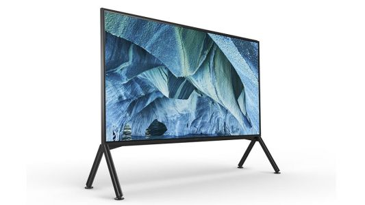 Sony's 2019 Master Series TVs get price tags - and 8K is going to cost you