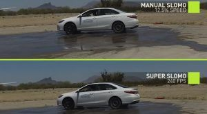 Nvidia AI Turns Regular Video Into 240fps High-Speed Video