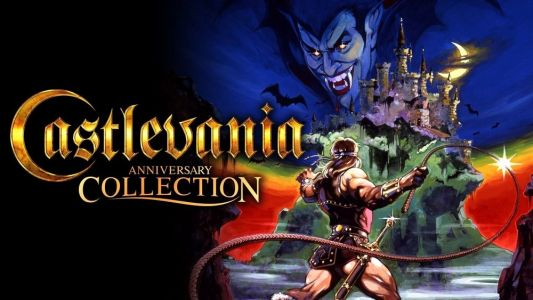 Stop Dracula Again with the CASTLEVANIA ANNIVERSARY COLLECTION on All Major Platforms