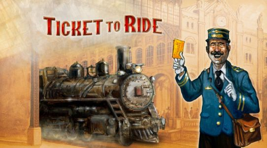 Popular Board Game Ticket To Ride Coming To Playlink For PS4