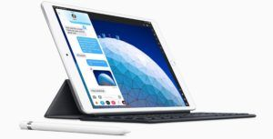 The new iPad Air and mini are the first non-Pro iPads to support eSIMs