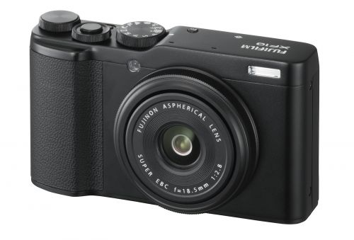 Fujifilm's oddball XF10 fixed-lens camera costs only $500