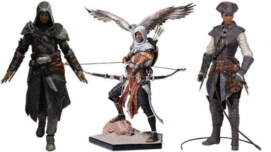 Toy Tuesday: The Deadliest Assassin's Creed Toys