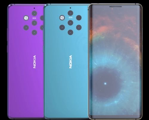 Interesting Nokia 9 concept renders & video based on the leaks