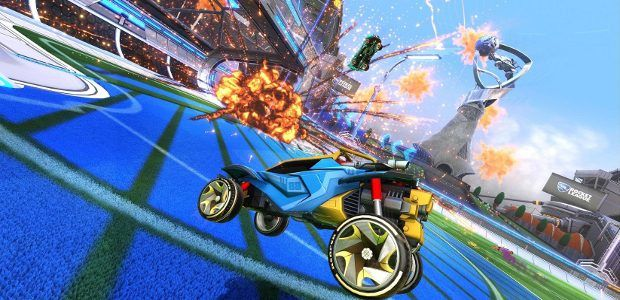 Here's how Rocket League's Rocket Pass will work