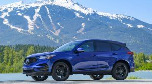 2019 Acura RDX Review: Best Compact SUV Yet, Give or Take the Touchpad