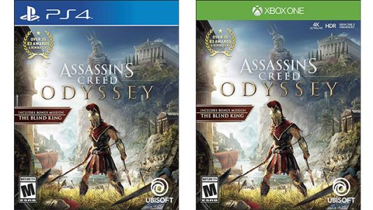 Daily Deals: Assassin's Creed: Odyssey for $25