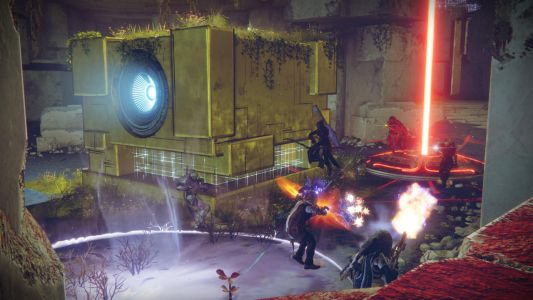 Destiny 2's New Crucible Mode, Breakthrough, Now Available
