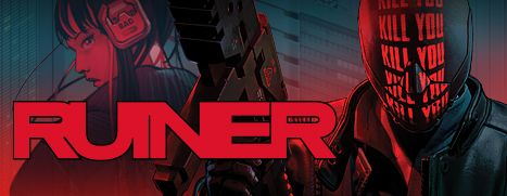 Daily Deal - RUINER, 50% Off