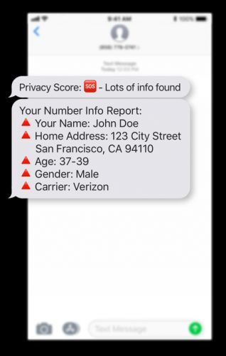 Keepsafe launches My Number Lookup, so you can see the public data tied to your mobile number