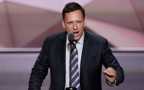 Peter Thiel's 'invasive' Palantir on push to ramp up secretive UK government contracts