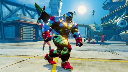 Mech Zangief returning to Street Fighter V as the next costume available in Extra Battle mode