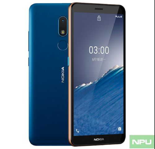 Nokia C3 now available to buy in India with 1-year replacement guarantee. Details inside