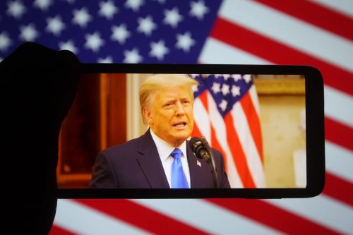 Donald Trump's 'social media platform' has launched and it's just a blog