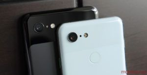Google Canada offering buy one, get one 50% off on Pixel 3 and 3 XL