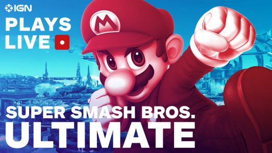 We're Doing a Smash Down Live in Smash Bros. Ultimate Tomorrow
