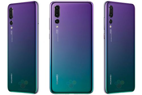 The triple-camera Huawei P20 Pro will feature a 40-megapixel main sensor