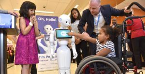 Toronto's Humber River first hospital in Canada to recruit a humanoid robot