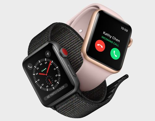 Apple Watch Series 3 data speed will top out at 512Kbps with T-Mobile Digits