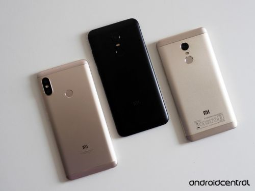 Xiaomi Redmi Note 5 Pro vs. Redmi Note 5 vs. Redmi Note 4: What's the difference?
