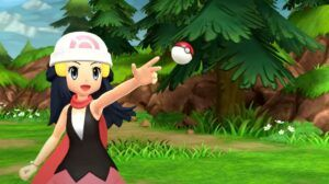 Pokémon Brilliant Diamond and Shining Pearl launch in late 2021