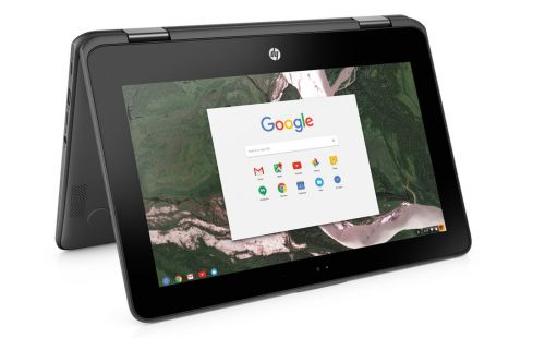 HP's rugged Chromebook x360 convertible is available to all