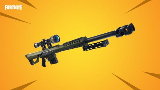 New Fortnite patch adds Heavy Sniper and two new game modes