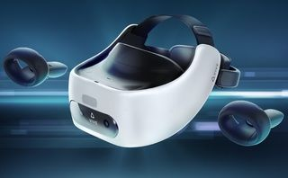 HTC's Vive Focus Plus is coming in April and will cost a hefty $799