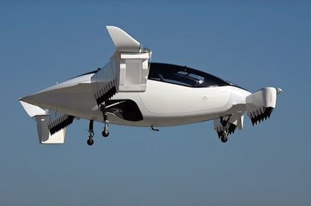 Lilium Jet takes flight in first test for all-electric, five-seater aircraft