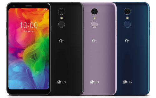 LG Q7 Android One variant rumored to be coming to T-Mobile