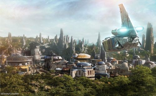 You Can Reserve Your Spot for STAR WARS: GALAXY'S EDGE on May 2nd