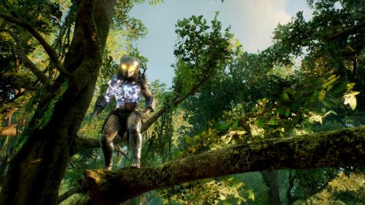 Check out the new gameplay trailer for Predator: Hunting Grounds