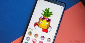 Facemoji lets any Android phone use animated AR emoji