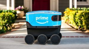 Welcome to the Dystopia: Amazon Unveils Scout Delivery Robots
